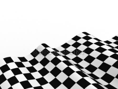 Racing Flags Background Checkered Flag Formula One — Stock Image
