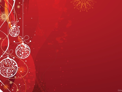 Red Holiday Backgrounds Wallpaper  1920x1200  #26581