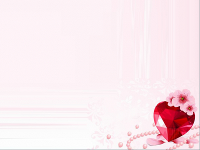Red Love Hearts Download PowerPoint Backgrounds PPT Backgrounds