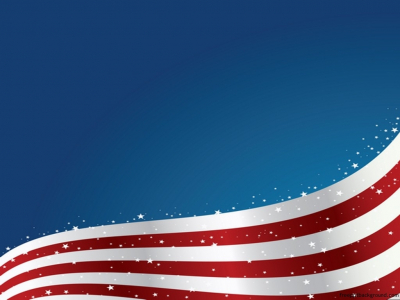 Red White Blue Background Powerpoint  clipartsgram  #4442