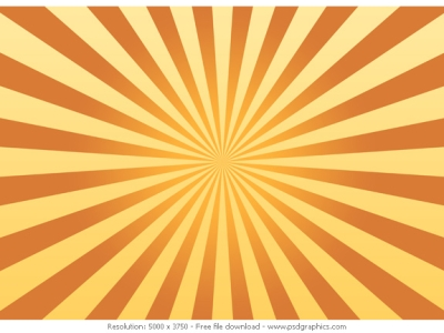 Retro Sunlight Background  PSDGraphics