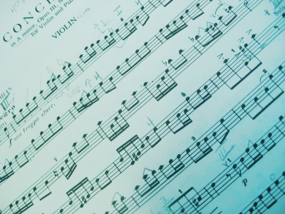 Sheet Music Tumblr Background Sheet Music 1 By Kerbi Stock