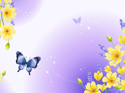 Similiar Spring Flowers Powerpoint Background Keywords  1920x1200   #6511