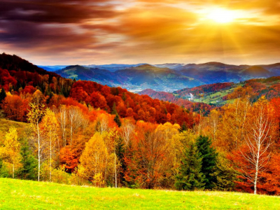 Tag: Autumn Scenery Wallpapers, Backgrounds,Photos, Images And