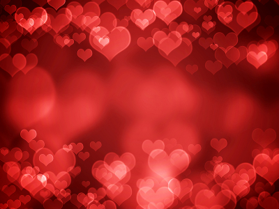 Valentines Day Background 9 love heart wallpapers #4281
