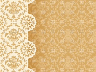 Victorian Style Wallpaper Background, 18880, Backgrounds, Textures