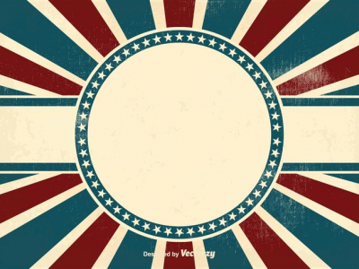 Vintage Patriotic Background  Download Free Vector Art, Stock
