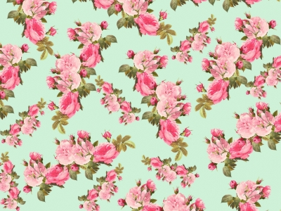 Vintage Roses Floral Background Free Stock Photo  Public Domain
