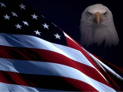 Wallpapers For > American Patriotic Wallpaper
