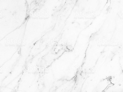 White Marble Patterned Texture Background For Design  Stock Image