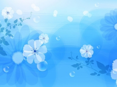 Flower Patterns Free PPT Backgrounds For Your PowerPoint Templates