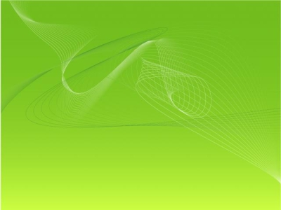 Ppt Background Green Light Powerpoint Slide Abstract Backgrounds Re #6746