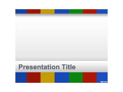 presentations about Google products like Google Docs PowerPoint #7471