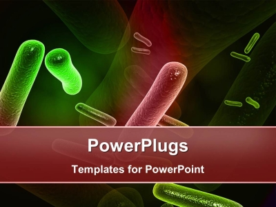 Bacteria Background For Powerpoint  Www Galleryhip   The Hippest