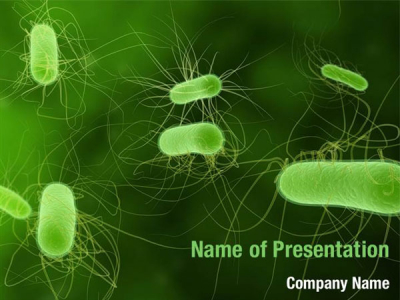 Bacteria PowerPoint Templates  Bacteria PowerPoint Backgrounds