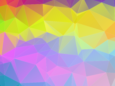 Clipart  Abstract Polygon Background #6916
