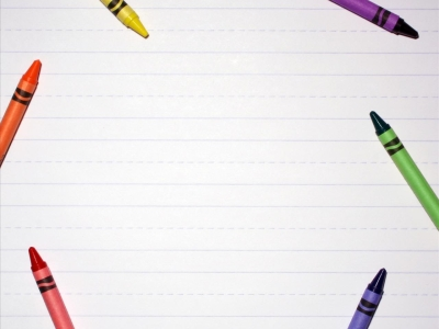 Crayon Frame Download PowerPoint Backgrounds  PPT Backgrounds