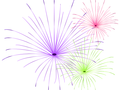 Fireworks White Background Transparent Images & Pictures  Becuo #6822