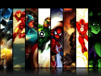 Free Superhero Wallpapers  Wallpaper Cave #7216