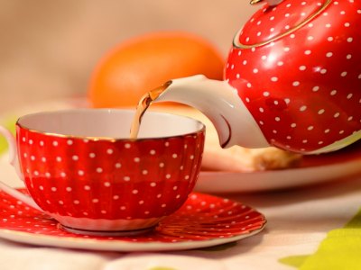 Lovely Cup Of Tea Wallpapers