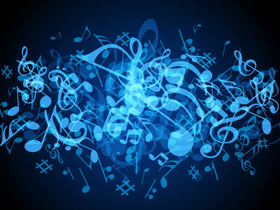 Music Notes  Wallpaper, High Definition, High Quality, Widescreen #6687