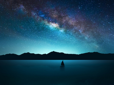 Night Sky Wallpaper Hd High Resolution Starry Night Sky Background