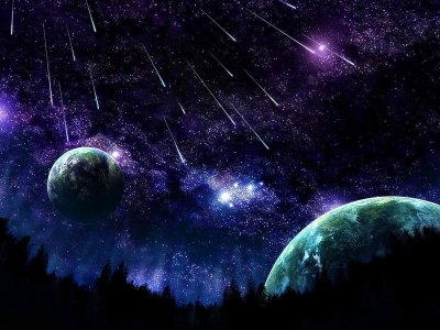 Night Sky Wallpapers  Full HD wallpaper search #7049
