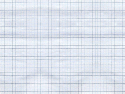 Notebook Background Blank Squared Notebook Sheet Paper Background