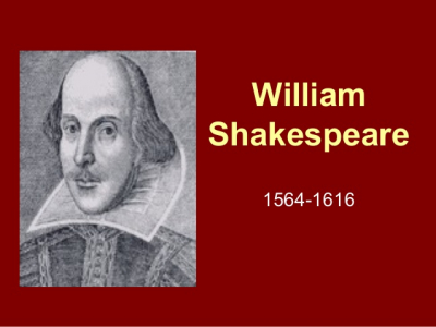 Pics Photos  William Shakespeare S Background A Fill In The Blank   #7512