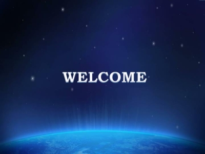 PPT  WELCOME PowerPoint Presentation  ID:3317766
