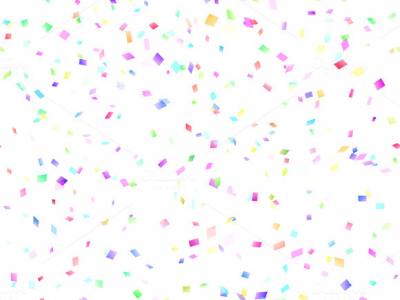 Psd Confetti Background » Designtube  Creative Design Content #7868
