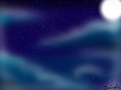 Starry Night Sky Backgrounds Starry Night Sky Background By