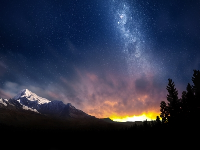 Swiss Night Sky Wallpapers  HD Wallpapers