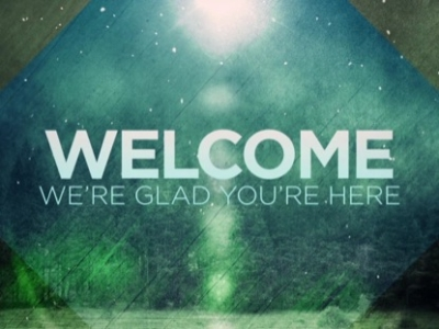 Wele Worship Powerpoint Backgrounds Preview For Snow Bokeh Wele