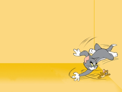 Cartoon Ppt Pictures, Tom And Jerry Cartoon Powerpoint Backgrounds