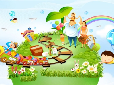 With Cartoon Background 1920x1080 Picture, HD Picture With Cartoon