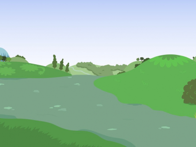 Background Without Ponies 2  PNG By Larsurus On DeviantArt