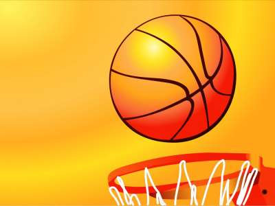 Basketball Hoop Sport Backgrounds  Orange, Sports, Yellow  PPT