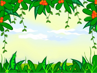 Free River Jungle Backgrounds For PowerPoint Nature PPT Templates