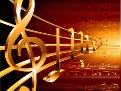 Geous Classical Music Background 05 Vector Free Vector In