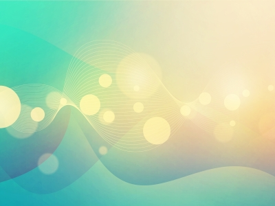 Light Circles Wave Download PowerPoint Backgrounds  PPT Backgrounds