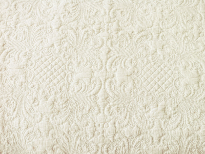 Light Pink Lace Background Linen Lace And Patchwork Lace Background
