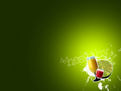 Medical Fruit Drinks And Health Backgrounds Powerpoint Jpg