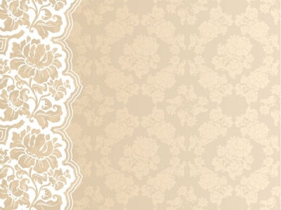 Ornate lace background – vector material  My Free Photoshop World #8574