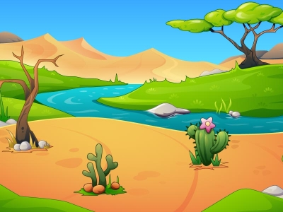 Some Cartoon Backgrounds!  >