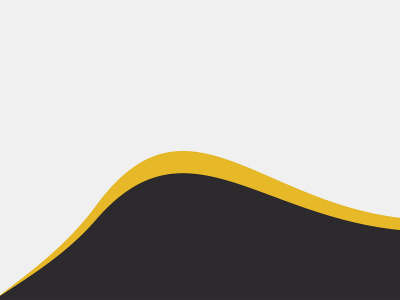 Yellow Wave Backgrounds  Abstract, Black, Yellow  PPT Backgrounds #9009