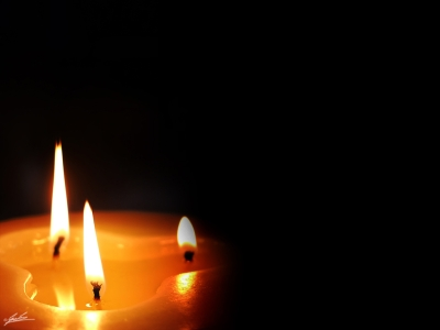 Candle (EL@Seattle) Tags: Church Dark Candle Background Powerpoint Ppt