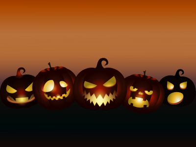 Halloween Backgrounds  Black, Cartoon, Games, Orange  PPT