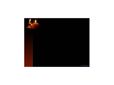 10019 01 3 Candles Ppt Template 3