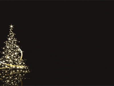 3D Happy Merry Christmas Tree HD Wallpapers